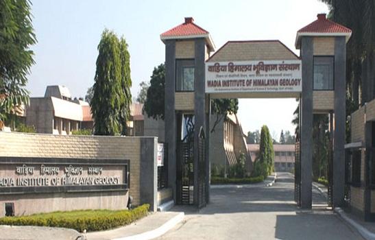 Dehradun Tourist Places to Visit-Wadia Institute of Himalayan Geology