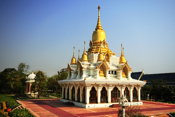 Famous Buddhist Temples in India-Buddhist Temples Of Delhi