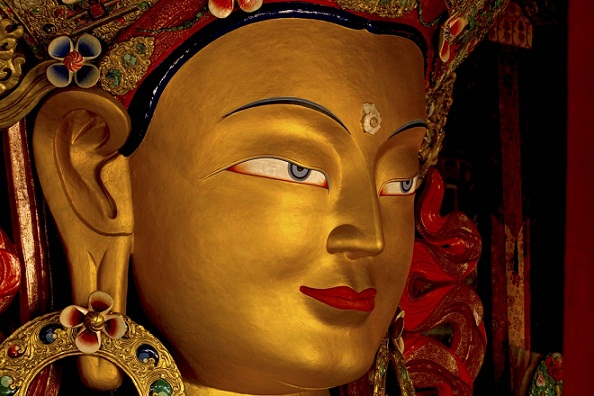 Famous Buddhist Temples in India-Buddhist Temples of Ladakh