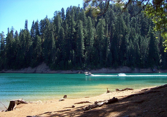 Famous Forest Camping Grounds-Trinity National Forest, California