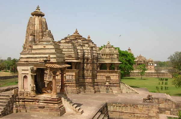 Khajuraho Temples in Madhya Pradesh-Overview tourism destinations