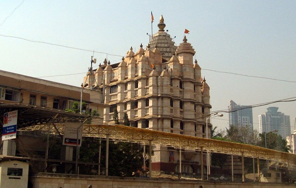 Famous Hindu Temples in India-Siddhivinayak Temple Mh