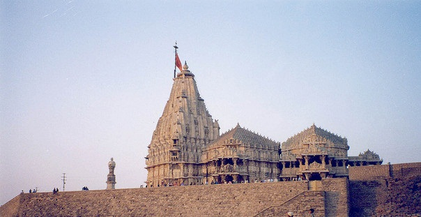 Famous Hindu Temples in India-Somnath Temple