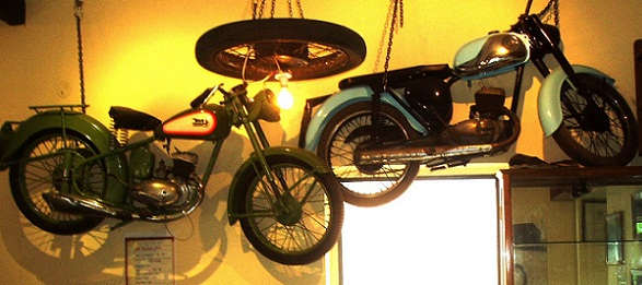 Famous Museums in Bangalore-Legends Motorcycle Museum