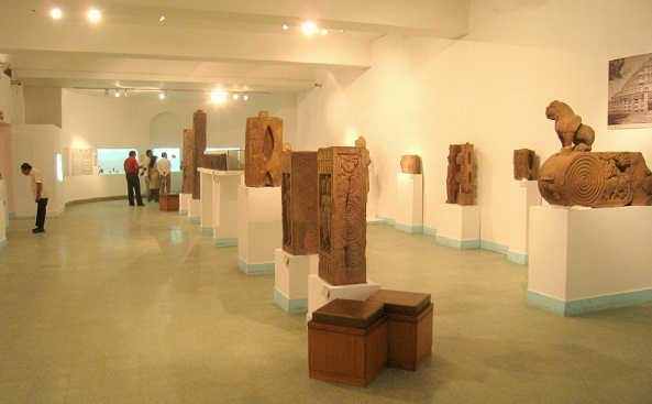 Famous Museums in Delhi-National Museum