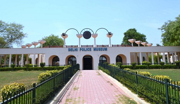 Famous Museums in Delhi-National Police Museum