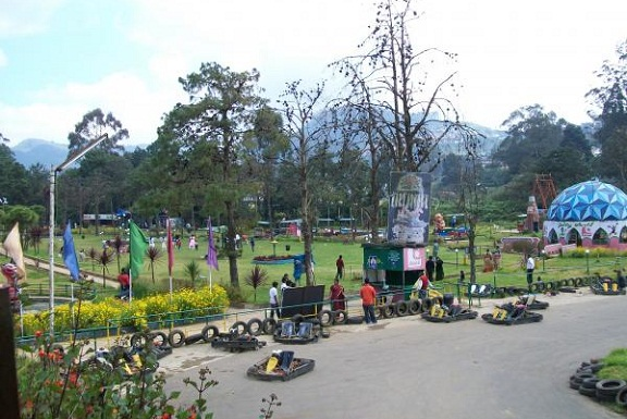 Famous Parks in Ooty-Children's Park