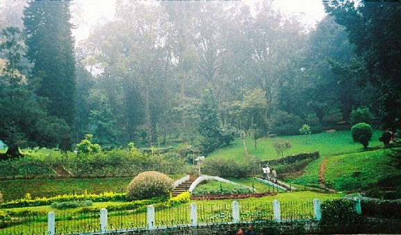 parks in ooty