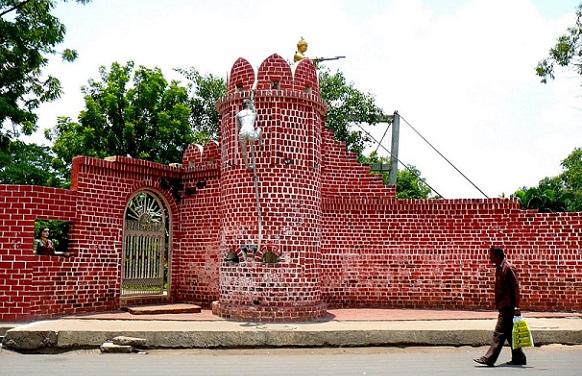 Famous Parks in Vijayawada-Tangirala Veera Raghavaiah Park