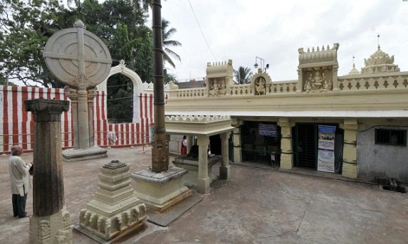 Famous Temples in Bangalore-Gangadheshware Temple