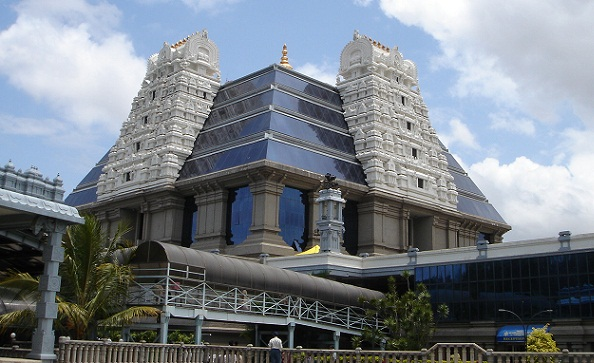 Famous Temples in Bangalore-ISKCON Temple