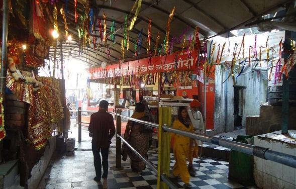 Famous Temples in Delhi-Kalkaji Temple