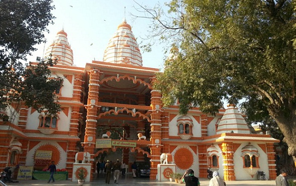 Famous Temples in Delhi-Sheetla Devi Temple