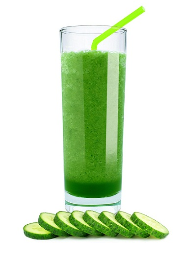 Cucumber Juice For Fair Skin