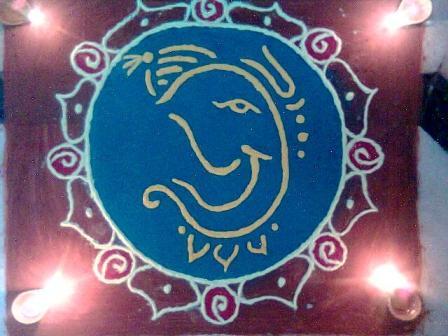 Marathi Rangoli Designs