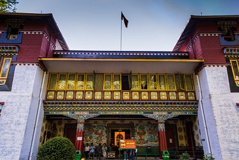 Gangtok Tourist Places to Visit-Namgyal Institute of Tibetology