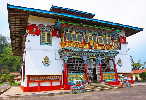 Gangtok Tourist Places to Visit-Phodong monastery
