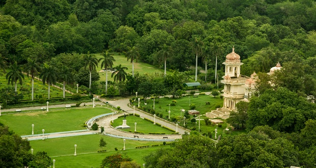 gulab-bagh-and-zoo_udaipur-tourist-places