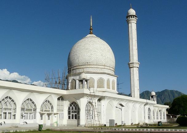 hazratbal_kashmir-tourist-places
