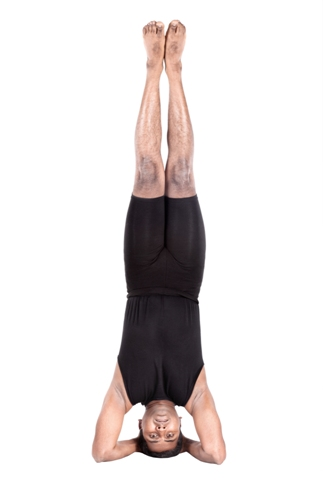 Headstand Pose - Sirsasana Yoga Pose for Better Health