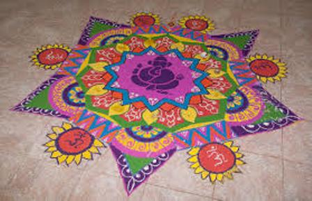 rangoli designs for holi 5