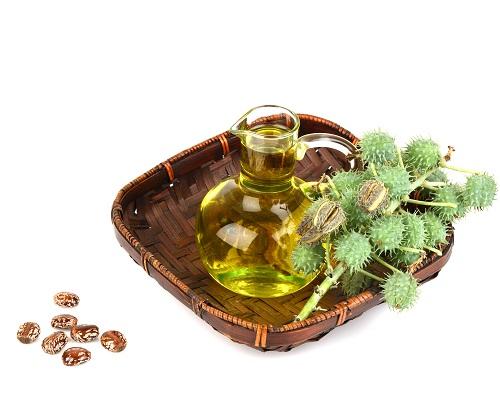 Homemade Beauty Tips for Face Whitening - Castor Olive Oil Scrub
