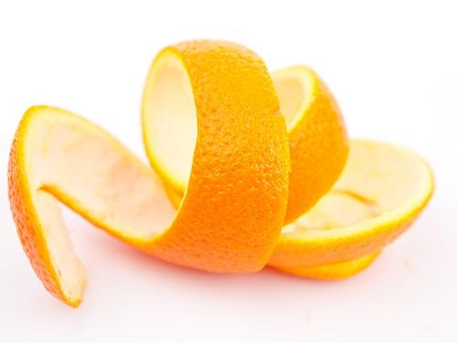 Homemade Beauty Tips for Face Whitening - Dried Orange Peels