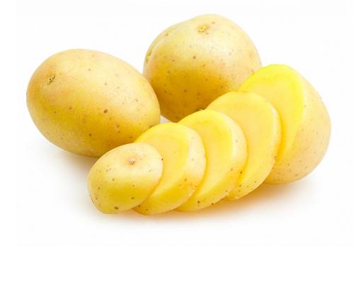 Homemade Beauty Tips for Face Whitening - Potato Pulp and Lemon Pack
