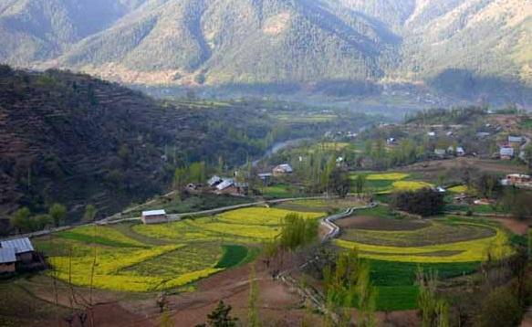 Honeymoon Places in Kashmir-Pahalgam