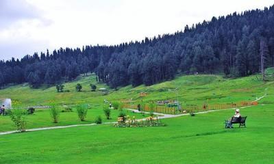 honeymoon places in kashmir