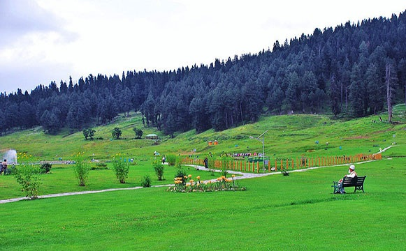 honeymoon places in kashmir