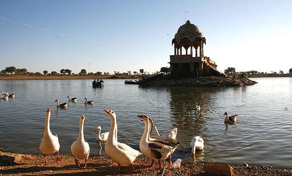 Honeymoon Places in Rajasthan-Jaisalmer