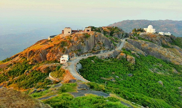 Honeymoon Places in Rajasthan-Mount Abu