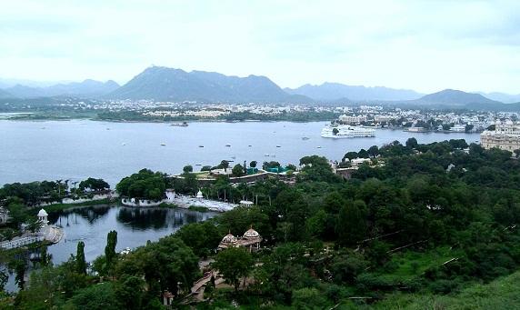 Honeymoon Places in Rajasthan-Udaipu