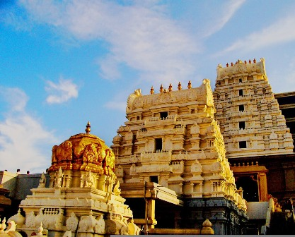 Iskon Temple of Karnataka