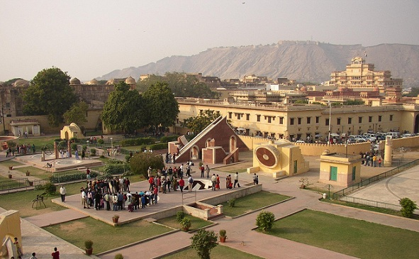 Jantar Mantar_Jaipur tourist places