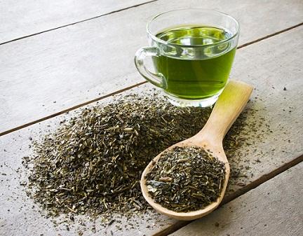 Japanese Beauty Tips and Secrets- green tea