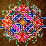 9 Best Kerala Rangoli Designs with Pictures