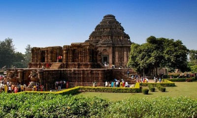 Tourist Places In Orissa To Visit