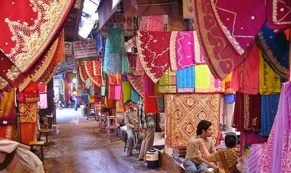 Local Bazaars Of Jaipur