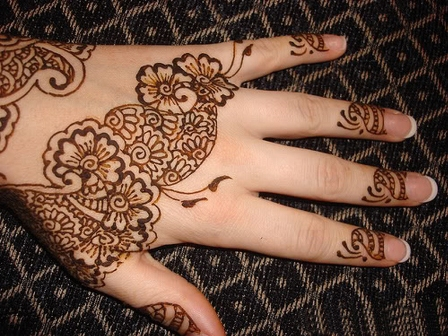 Mehndi Hand Name : Most popular mehndi designs for hands with pictures styles at