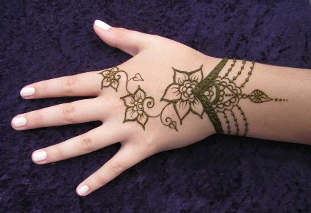 Mehndi For Teenage Girls : 50 most popular mehndi designs for hands with pictures styles at life
