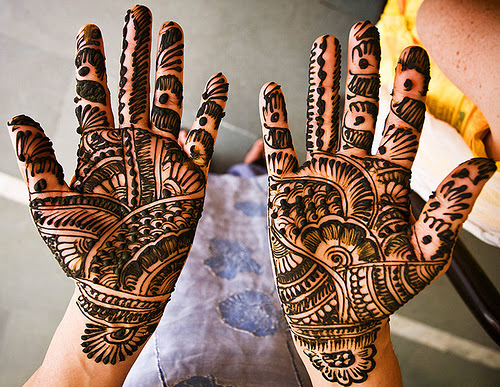 Mehndi Designs for Hands 40