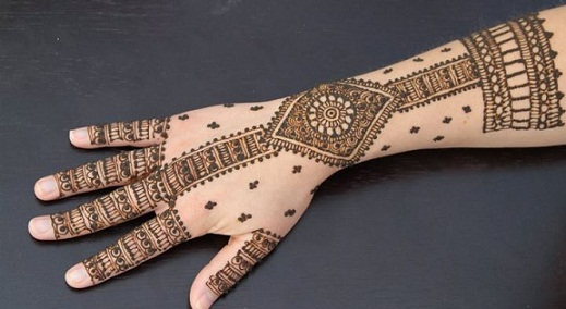Mehndi Designs for Hands 42