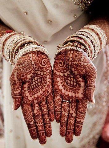 best mehendi designs for hands