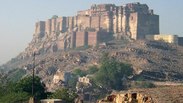 Mehrangarh Fort_Jodhpur Tourist Places