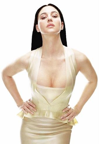 monica bellucci beauty tips