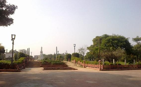 parks-in-agra-shahjahan-garden