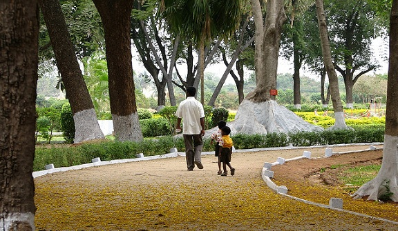 parks in coimbatore