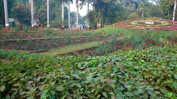 parks in vadodara